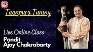 Tanpura Tuning - Online Class