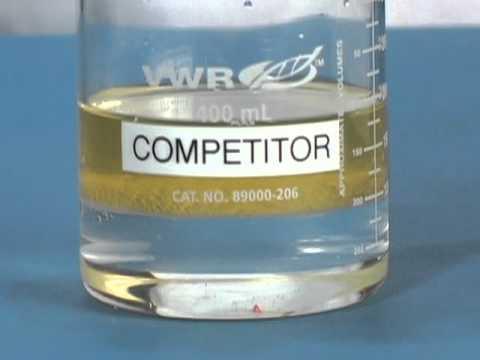 Diesel Aid - The Water Test