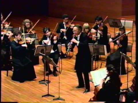 Mozart: Oboe (Flute) Concerto No. 1 in G major, K. 313 - mov. I, Orpheus Chamber Orchestra