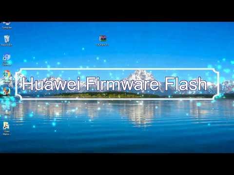 How To Flashing Huawei Firmware (Stock ROM) Using Smartphone Flash Tool