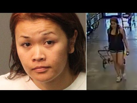Thumbnail: Mom Who Abandoned 2-Year-Old Daughter In Grocery Store Arrested