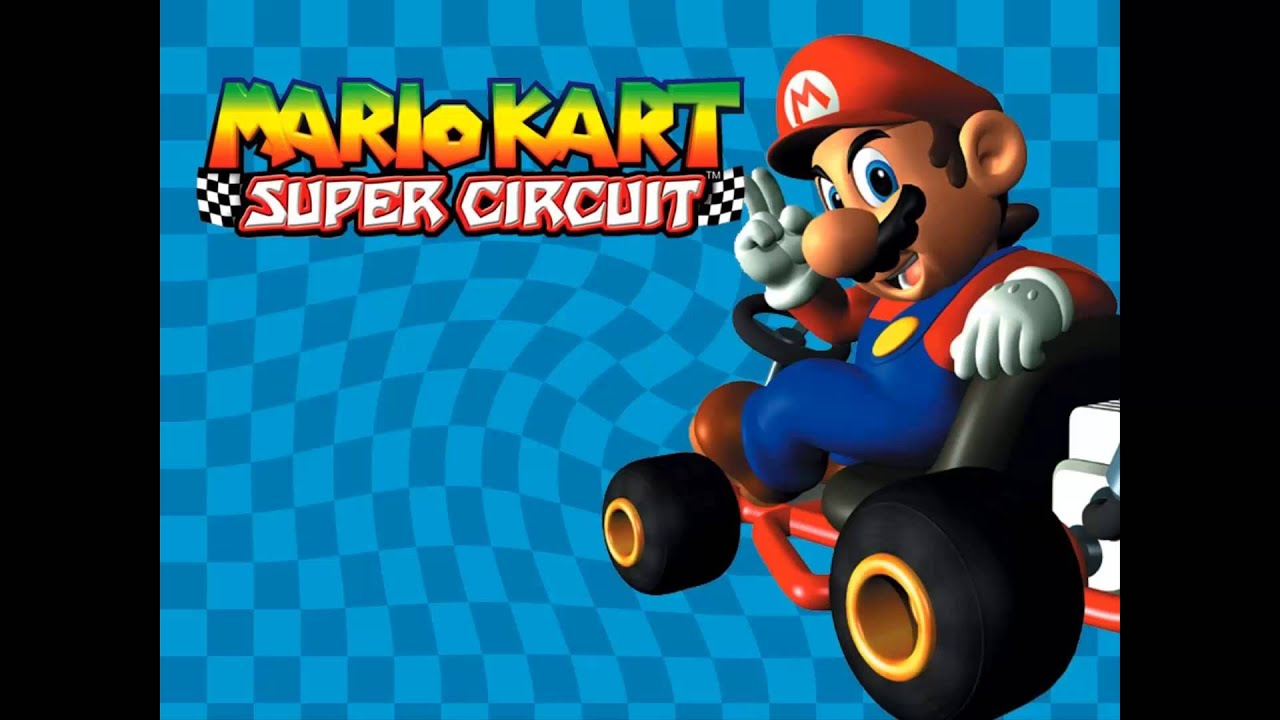 mario kart super circuit ost youtube. Black Bedroom Furniture Sets. Home Design Ideas