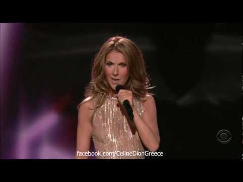 Celine Dion - Taking Chances Live [HD 1080p]