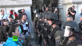 Беспорядки в Македонии могут быть связаны с проектом газопровода «Турецкий поток»(, 2015-05-13T18:39:01.000Z)