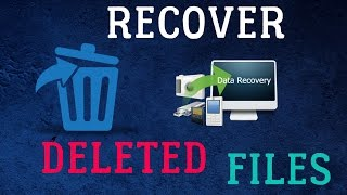 Recover deleted data off sd card