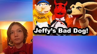 SML Movie: Jeffy's Bad Dog REACTION