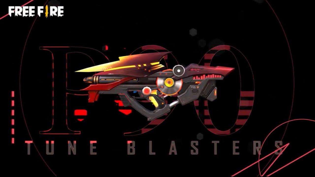 Miliki Gunskin Keren di P90 Tune Blaster Incubator sekarang~