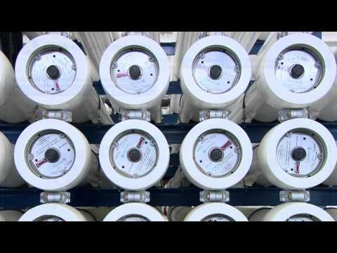 Türkmenbaşı Deniz Suyu Arıtma Tesisi 2015 / Turkmenbashi Desalination Plant 2015