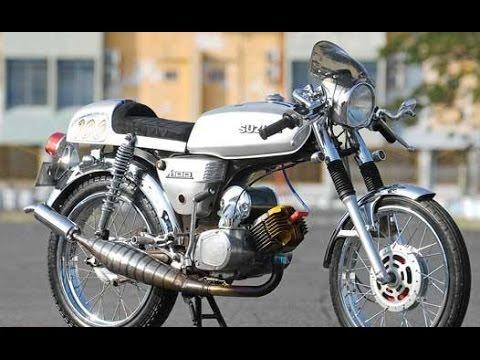 Cah Gagah Video Modifikasi Motor Suzuki A100 Cafe Racer Keren