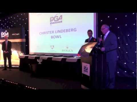 Christer Lindberg Award: Glenmuir - PGAs of Europe Annual Co