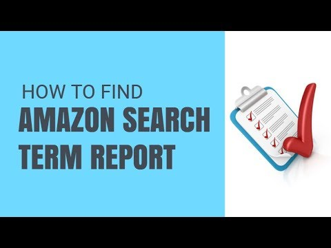 Checking Results with the Search Term Report