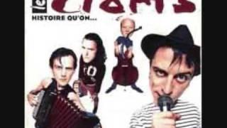 """Les Clam's - """"On est tous un peu con"""""""