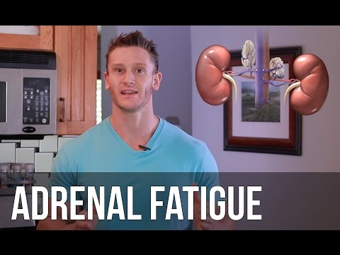How to Fix Adrenal Fatigue with 1 Easy Drink- Thomas DeLauer