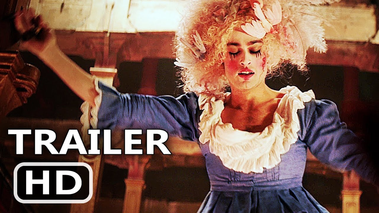 The Limehouse Golem Official Trailer 2017 Bill Nighy Olivia Cooke Serial Killer Movie Hd Youtube