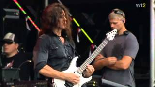 The Big 4 - Megadeth - Holy Wars...The Punishment Due Live Sweden July 3 2011 HD