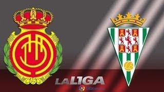 Resumen de RCD Mallorca (2-2) Córdoba CF - HD