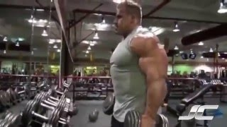 Jay Cutler Bicep Workout  - Sports Nutrition Direct
