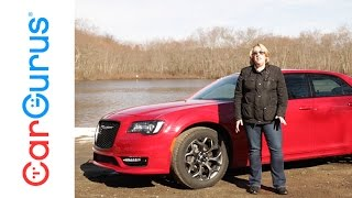 2017 Chrysler 300 | CarGurus Test Drive Review