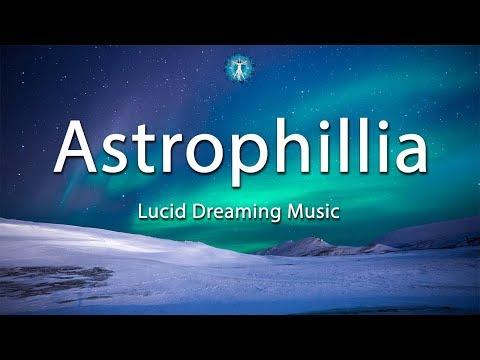 "Futuristic Space Music ""Astrophillia"" | Emotive Sci-Fi Lucid Dreaming Music Mix"