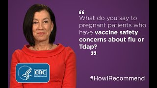 Addressing Safety Concerns with Flu and Tdap Vaccines: Dr. Pamela Rockwell