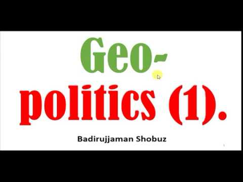 geopolitics-introduction-(in-bangla)