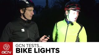 Bike Lights & Reflective Jackets - Do They Work?