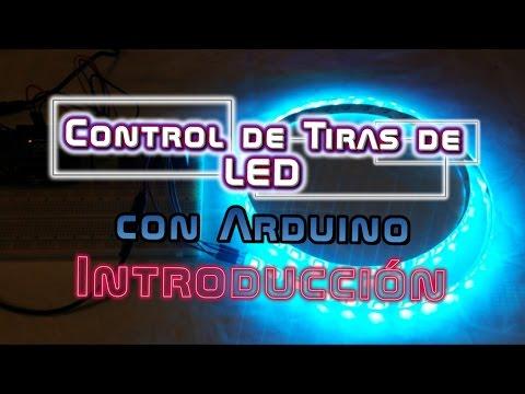 Control de tiras de led rgb con arduino pwm teoria y for Tiras led para tv