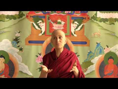 67 Part 2 Receiving Praise and the Bodhisattva Vows - Green Tara Retreat 02-25-10