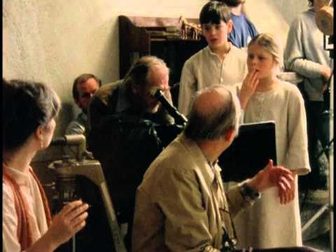 Ingmar Bergman - Making Of Fanny And Alexander 3 - Die, You Devil