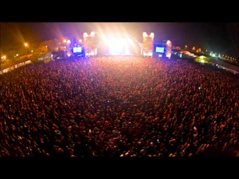 Space elephant session 2013 Arenal sound HD