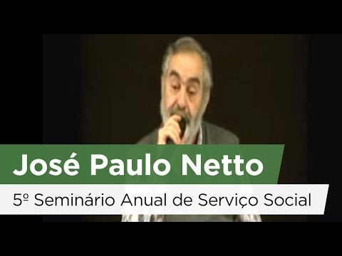José Paulo Netto: