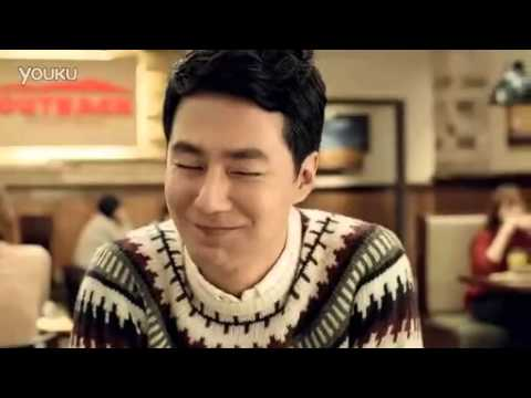 Jo In Sung & Lee Kwang Soo   - Outback Steakhouse CF [2013 New Year Menu 30s Ver.2]