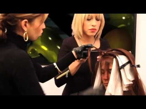 INOA L'Oréal Professionnel haircolor a image transformation in Los Angeles CA by 3 Hair Makeup