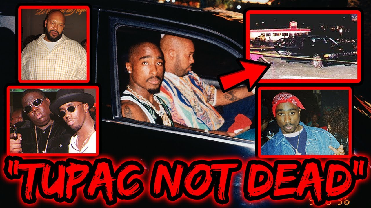 """Download """"TUPAC NOT DEAD"""" - Suge Knight"""