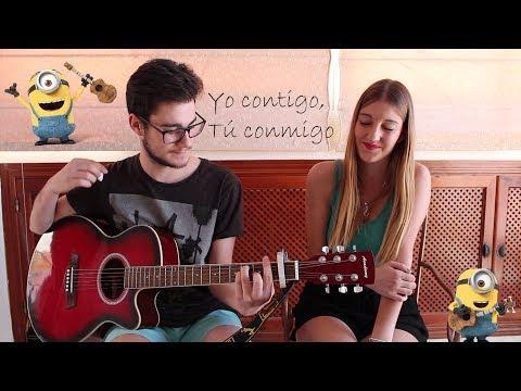 Yo Contigo, Tú Conmigo - Morat & Álvaro Soler Cover Acústico. (GRU 3)