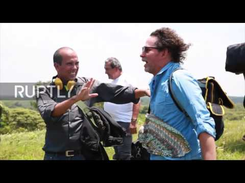 Colombia: FARC's Timochenko arrives for final guerrilla conference