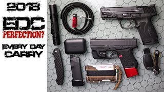 EDC PERFECTION 2018? - Everyday Carry
