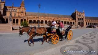 Seville, city trip de 2 jours