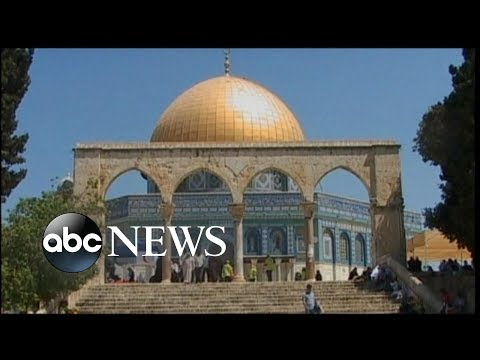 Fierce reaction to Trump's decision to move US embassy to Jerusalem