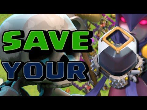 Save Dark Elixir! -New TH8 Dark Elixir Farming Base