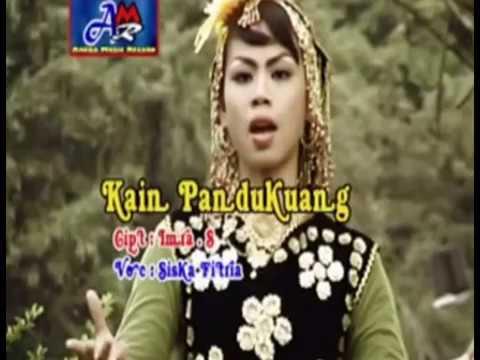 Lagu Badendang Kain Pandukuang Siska Fitria (karaoke) minang