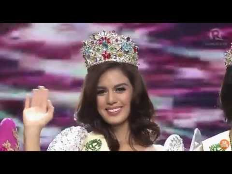 Miss Philippines Earth 2016- Crowning of Winners