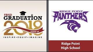 Ridge Point High School Graduation 2018