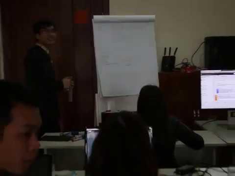 Khóa học marketing và phát triển doanh nghiệp P3 – Facebook Marketing