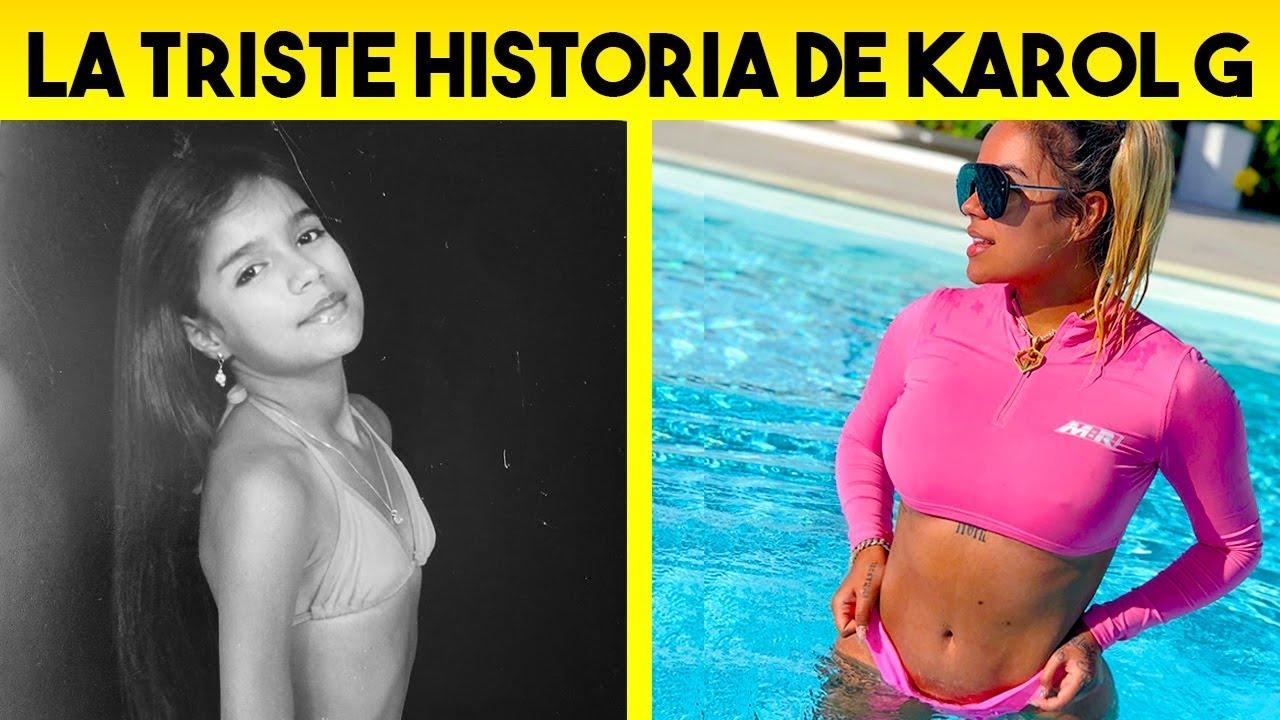 Download La Triste Historia De KAROL G   Detrás de la Fama 2020   TUSA