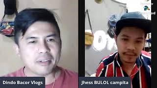 Dindo Bacor Vlogs live stream on Youtube.com