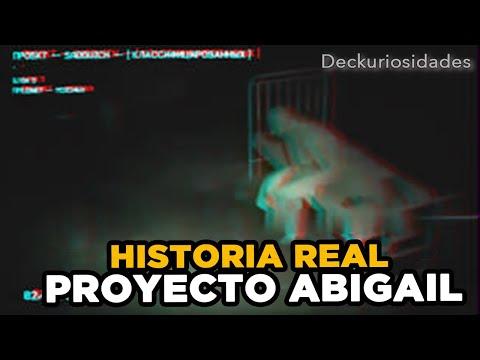 LA HISTORIA REAL DEL PROYECTO ABIGAIL