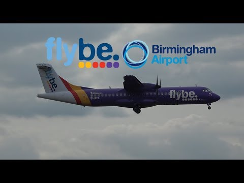 Flybe Flight 194 (Isle of Man to BHX)
