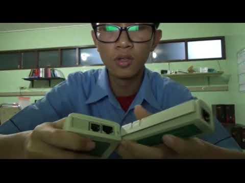 Kampus Keren ASIA P1 - Vlog Tutorial LAN Cable Tester