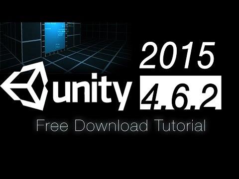 Как скачать Unity 3D !!! New 2015 !!!